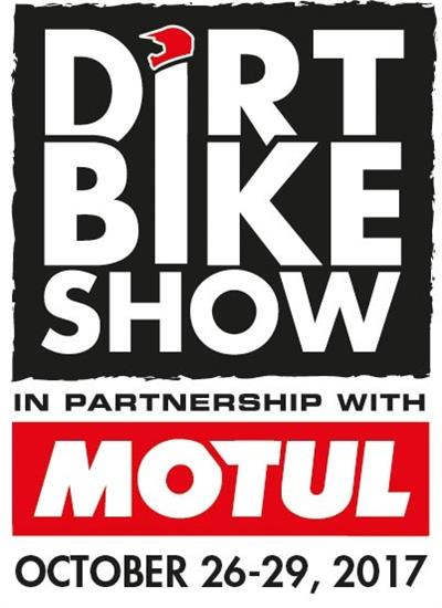 Dirt Bike Show 2017 logo