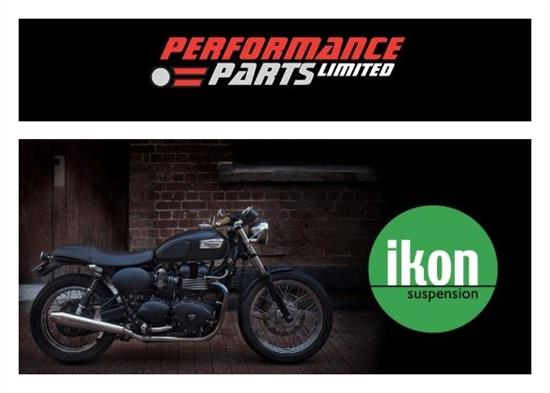 IKON TO PERFORMANCE PARTS Motorcycle Trader News - IKON TO