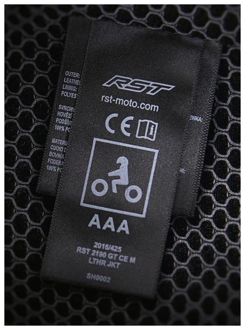 RST label