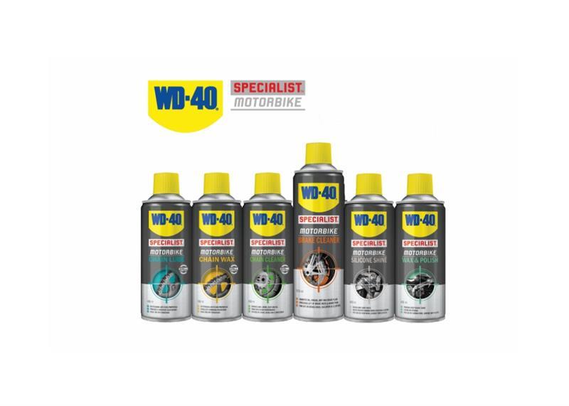 WD-40 range - R&G