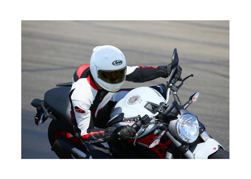 Arai Quantic riding