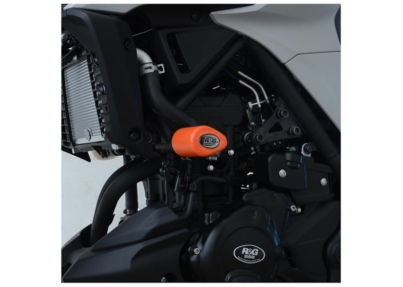 R&G orange Aero protector